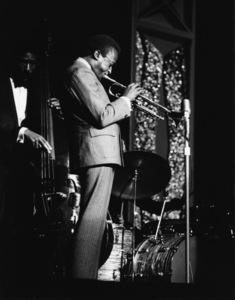 Miles Davis Quintet, Hammersmith, London 1967Photo by Brian Foskett © National Jazz Archive - Image FOS_00180