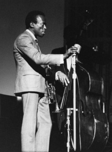 Miles Davis Quintet, Hammersmith, London1967Photo by Brian Foskett © National Jazz Archive - Image FOS_00181