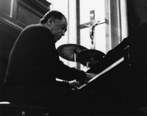 Duke Ellington, rehearsal for a Sacred Concert at Great St. Mary