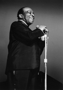 Count Basie on stagecirca 1970sPhoto by Brian Foskett © National Jazz Archive - Image FOS_0030