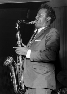 "Eddie ""Lockjaw"" Davis1967Photo by Brian Foskett © National Jazz Archive - Image FOS_0033"