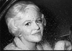 Peggy Lee, Pigalle Club, Piccadilly, St James