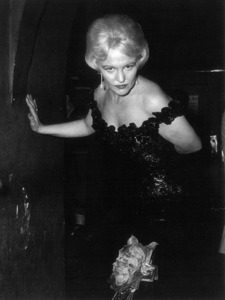 Peggy Lee, London1961Photo by Brian Foskett © National Jazz Archive - Image FOS_00471