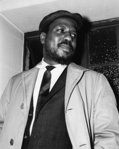 Thelonious Monk, Hammersmith Odeon, London 1962Photo by Brian Foskett © National Jazz Archive - Image FOS_00528