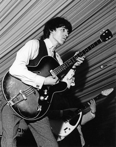 The Rolling Stones (Bill Wyman, 4th National Jazz and Blues Festival, Richmond, London) 1964Photo by Brian Foskett © National Jazz Archive - Image FOS_00537