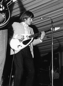The Rolling Stones (Brian Jones, 4th National Jazz and Blues Festival, Richmond, London) 1964Photo by Brian Foskett © National Jazz Archive - Image FOS_00539
