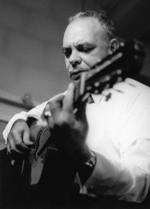 Laurindo Almeida, Modern Jazz Quartet, Londoncirca 1962Photo by Brian Foskett © National Jazz Archive - Image FOS_00658