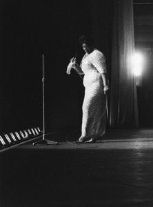 Ella Fitzgerald, London, 1963Photo by Brian Foskett © National Jazz Archive - Image FOS_00674