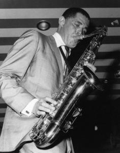 Dexter Gordon, Marquee Club1962Photo by Brian Foskett © National Jazz Archive - Image FOS_00678