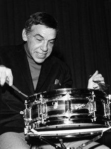 Buddy Rich, Premier Drums Clinic, London1967Photo by Brian Foskett © National Jazz Archive - Image FOS_00738