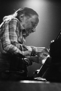 Horace Silver, The Forum, London1996Photo by Brian Foskett © National Jazz Archive - Image FOS_00805