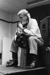 Bud Shank, Peterborough1995Photo by Brian Foskett © National Jazz Archive - Image FOS_00847