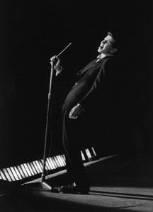 Frank Sinatra Jr.circa 1960Photo by Brian Foskett © National Jazz Archive - Image FOS_00875