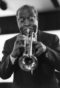 Joe Wilder, Arbor Records March of Jazz Festival, Clearwater Beach, Florida 1997Photo by Brian Foskett © National Jazz Archive - Image FOS_00975
