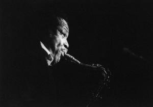 "Eddie ""Lockjaw"" Daviscirca 1970Photo by Brian Foskett © National Jazz Archive - Image FOS_01089"
