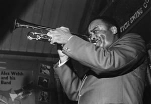 Buck Claytoncirca 1968Photo by Brian Foskett © National Jazz Archive - Image FOS_01239