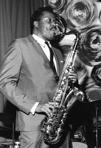 "Eddie ""Lockjaw"" Davis1967Photo by Brian Foskett © National Jazz Archive - Image FOS_01260"