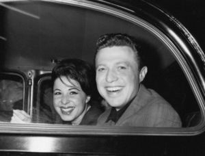 Eydie Gorme and Steve Lawrencecirca 1962Photo by Brian Foskett © National Jazz Archive - Image FOS_01289
