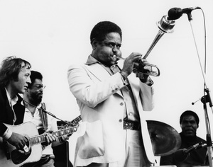 Dizzy Gillespie, Capital Radio Jazz Festival, Alexendra Palace, London1979Photo by Brian Foskett © National Jazz Archive - Image FOS_01298