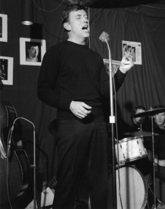 Mark Murphy, Red Lion, Cambridge1964Photo by Brian Foskett © National Jazz Archive - Image FOS_01475