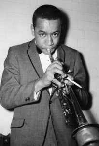 Lee Morgan1961Photo by Brian Foskett © National Jazz Archive - Image FOS_01507